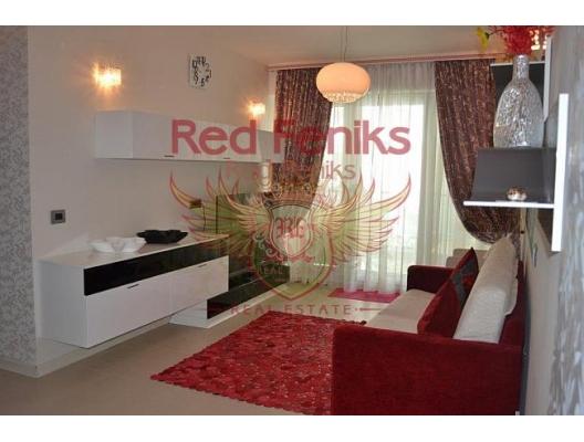 Budva'nın merkezinde apartman dairesi, Montenegro da satılık emlak, Becici da satılık ev, Becici da satılık emlak