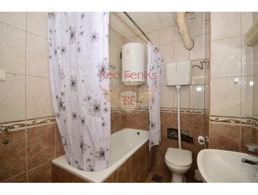 Herceg Novi'de deniz manzaralı tek yatak odalı daire., Baosici da satılık evler, Baosici satılık daire, Baosici satılık daireler