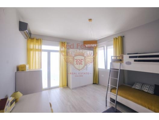 Apartment 50 meters from the sea (Dobra Voda) Montenegro, Karadağ satılık evler, Karadağ da satılık daire, Karadağ da satılık daireler
