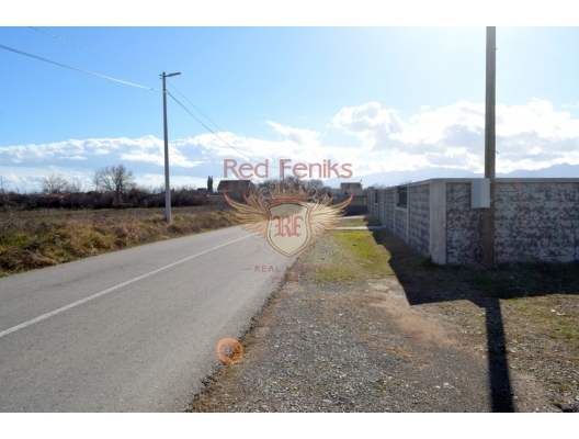 A plot with area of 4000 sqm.