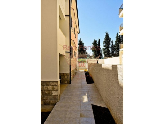 Apartments in new residential complex, apartment for sale in Kotor-Bay, sale apartment in Dobrota, buy home in Montenegro