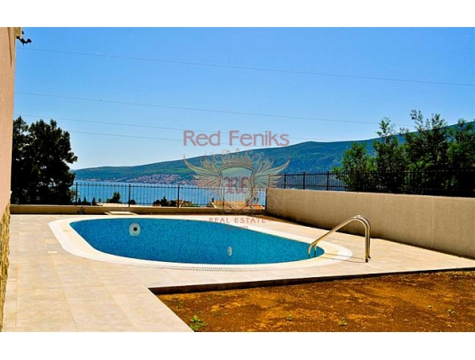 Apartments in new residential complex, sea view apartment for sale in Montenegro, buy apartment in Dobrota, house in Kotor-Bay buy