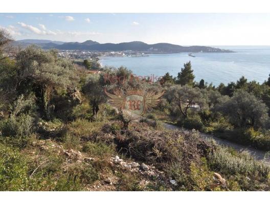 Zeleni Pojas' da Arsa, Tivat satılık arsa, Herceg Novi satılık arsa