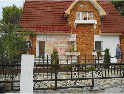 Two-storey Family House with a sea view in Susanj, Bar house buy, buy house in Montenegro, sea view house for sale in Montenegro