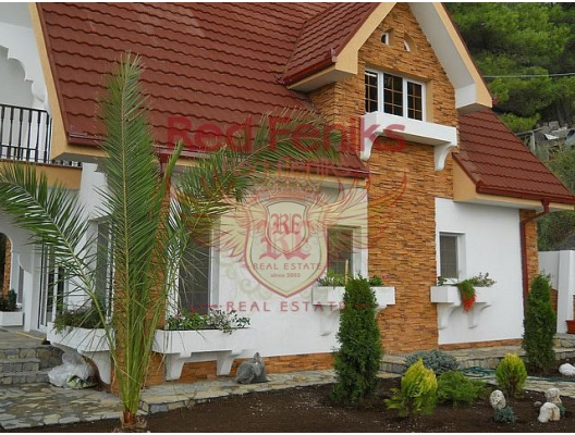 New two-storey house for sale in Shushan (Bar), Montenegro.
