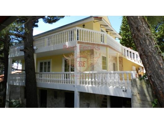 Nice villa in Zeleni Pojas, house near the sea Montenegro