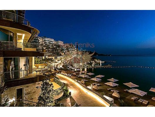 Becici'de Elite apartman daireleri, Karadağ satılık evler, Karadağ da satılık daire, Karadağ da satılık daireler