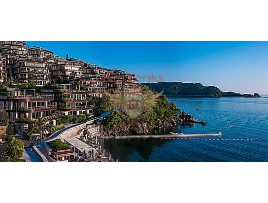 Becici'de Elite apartman daireleri, Karadağ da satılık ev, Montenegro da satılık ev, Karadağ da satılık emlak