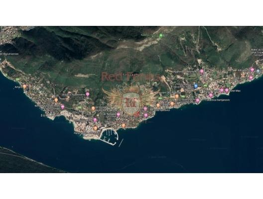 Boko Kotorska Koyu'nda denize yakın geniş villa, Karadağ Villa Fiyatları Karadağ da satılık ev, Montenegro da satılık ev, Karadağ satılık villa
