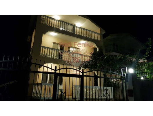 Wonderful house in Dobra Voda, hotel residence for sale in Region Bar and Ulcinj, hotel room for sale in europe, hotel room in Europe