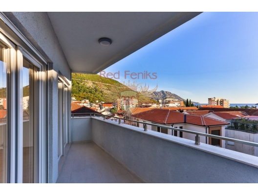 Two Bedroom Apartment in Budva 350 meters from the sea, Montenegro real estate, property in Montenegro, flats in Region Budva, apartments in Region Budva