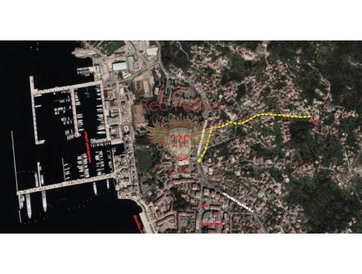 Tivat'da Yeni Yaşam Kompleksi, Karadağ satılık evler, Karadağ da satılık daire, Karadağ da satılık daireler