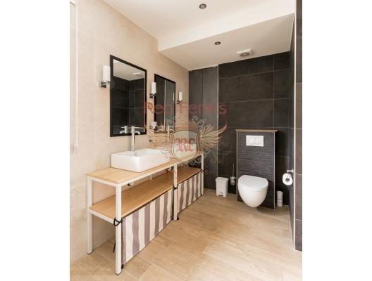 New Condo, Tivat, Kavac'da İki Yatak Odalı Lüks Daire, Karadağ satılık evler, Karadağ da satılık daire, Karadağ da satılık daireler