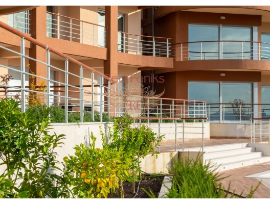 New Condo, Tivat, Kavac'da İki Yatak Odalı Lüks Daire, Bigova dan ev almak, Region Tivat da satılık ev, Region Tivat da satılık emlak