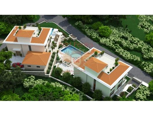 Rezevici'de lüks villa, Region Budva satılık müstakil ev, Region Budva satılık villa