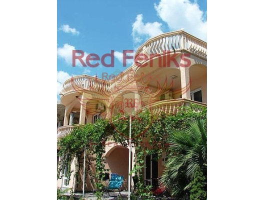 Family House in Zeleni pojas, Karadağ satılık ev, Karadağ satılık müstakil ev, Karadağ Ev Fiyatları