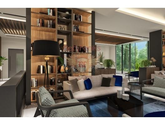 Beçiçi'de Yeni Konut Kompleksi, Karadağ'da garantili kira geliri olan yatırım, Becici da Satılık Konut, Becici da satılık yatırımlık ev