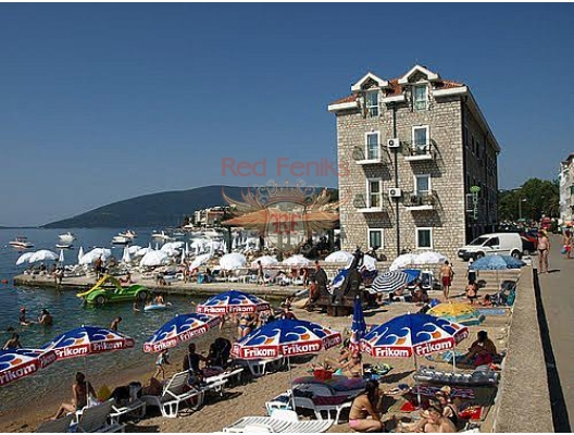 Hotel in Meljine, first coastline, property in Montenegro, hotel for Sale in Montenegro