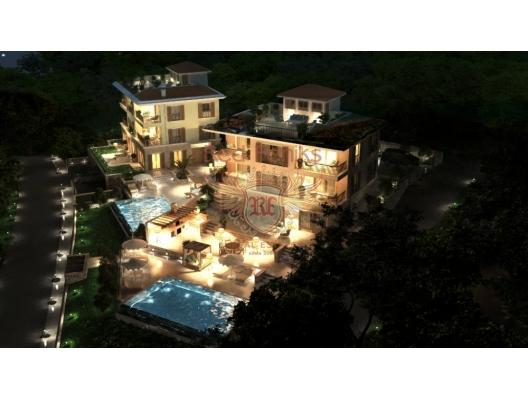 Rezevici'de lüks villa, Region Budva satılık müstakil ev, Region Budva satılık müstakil ev