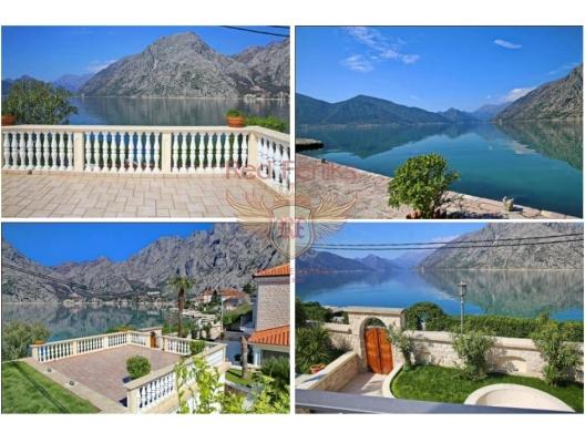Amazing villa in Ljuta village (Kotor Bay), Dobrota house buy, buy house in Montenegro, sea view house for sale in Montenegro