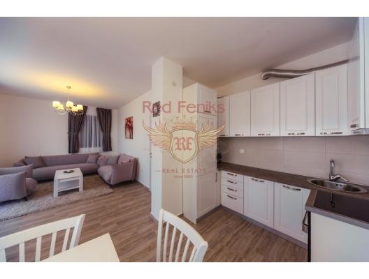 Sahil Şeridinde Lüks Daire, Region Budva da satılık evler, Region Budva satılık daire, Region Budva satılık daireler