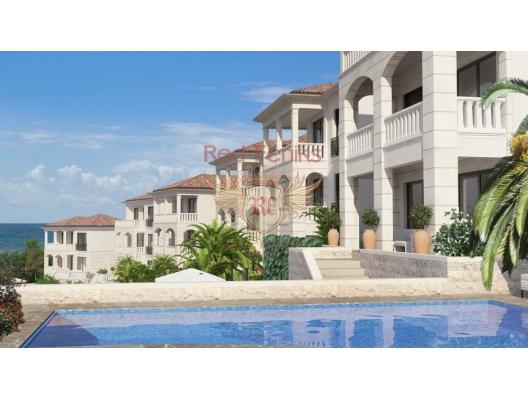 Rezevici'de lüks kompleks, Becici da ev fiyatları, Becici satılık ev fiyatları, Becici da ev almak