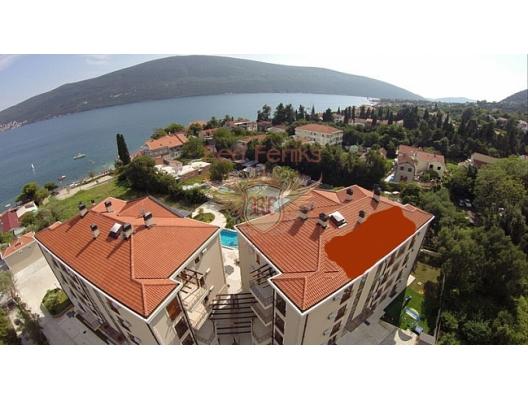 Baosici'de Apartman Dairesi, Karadağ'da satılık yatırım amaçlı daireler, Karadağ'da satılık yatırımlık ev, Montenegro'da satılık yatırımlık ev