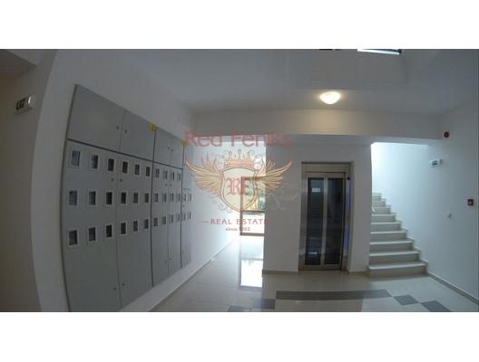 Baosici'de Apartman Dairesi, karadağ da kira getirisi yüksek satılık evler, avrupa'da satılık otel odası, otel odası Avrupa'da