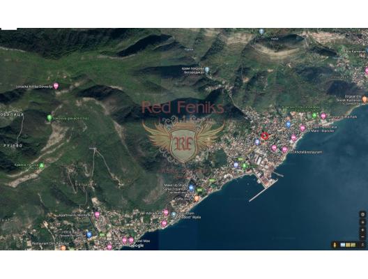 Bijela, Herceg Novi sahile yakın iki yatak odalı daire, Herceg Novi da ev fiyatları, Herceg Novi satılık ev fiyatları, Herceg Novi ev almak