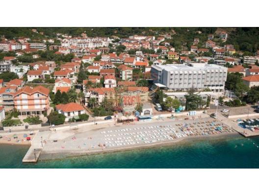 Bijela tatil beldesi plaja 100 m satılık iki yatak odalı daire.