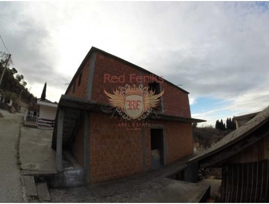Brca'da bitmemiş ev, Karadağ satılık ev, Karadağ satılık müstakil ev, Karadağ Ev Fiyatları