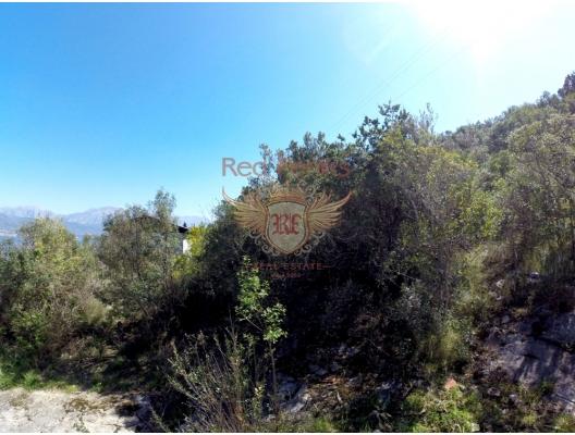 Plot in Krasici, Montenegro real estate, property in Montenegro, buy land in Montenegro