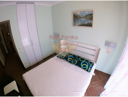 Four-bedroom townhouse with a pool in Orachovac, hotel residences for sale in Montenegro, hotel apartment for sale in Kotor-Bay