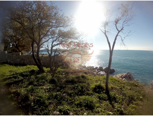 Big plot at the first coastline, plot in Montenegro for sale, buy plot in Region Bar and Ulcinj, building plot in Montenegro