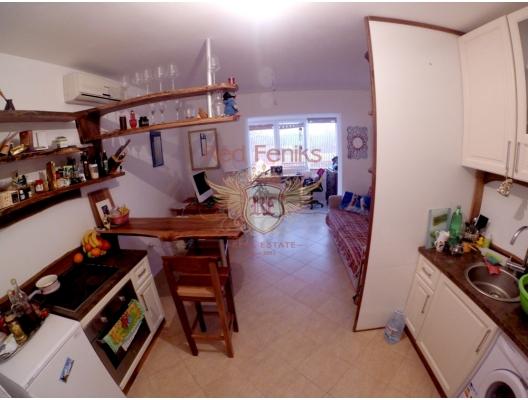 Tiva'ta Daire, becici satılık daire, Karadağ da ev fiyatları, Karadağ da ev almak