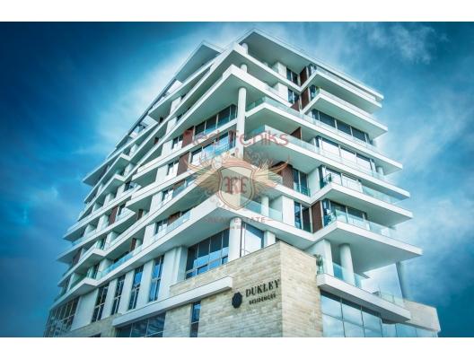 Budva'da yeni bir konut kompleksi, Karadağ da satılık ev, Montenegro da satılık ev, Karadağ da satılık emlak