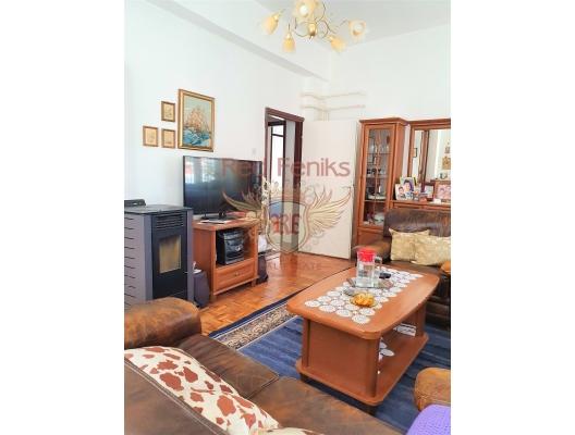 Kotor Eski Kent merkezinde üç yatak odalı daire, becici satılık daire, Karadağ da ev fiyatları, Karadağ da ev almak