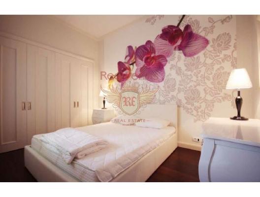 Tivat da 66 m2 Luks Daire, Karadağ'da satılık otel konsepti daire, Karadağ'da satılık otel konseptli apart daireler, karadağ yatırım fırsatları