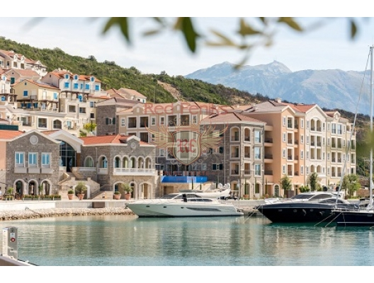 Exclusive Residential Complex, karadağ da kira getirisi yüksek satılık evler, avrupa'da satılık otel odası, otel odası Avrupa'da