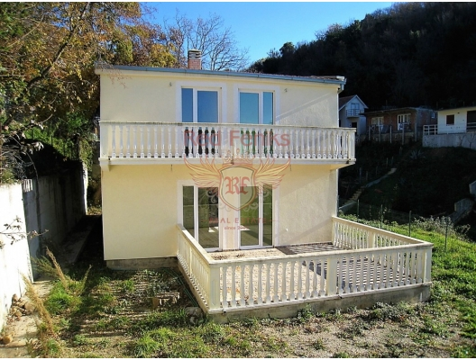 For sale 2-storey house in Utjeha, Bar Riviera, Montenegro.