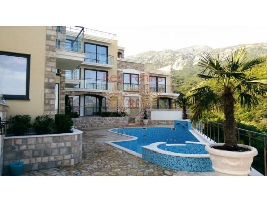 Becici'de yeni konut kompleksi, Karadağ da satılık ev, Montenegro da satılık ev, Karadağ da satılık emlak