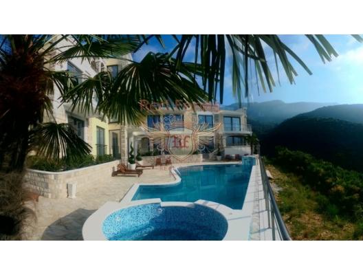 Becici'de yeni konut kompleksi, Karadağ satılık evler, Karadağ da satılık daire, Karadağ da satılık daireler