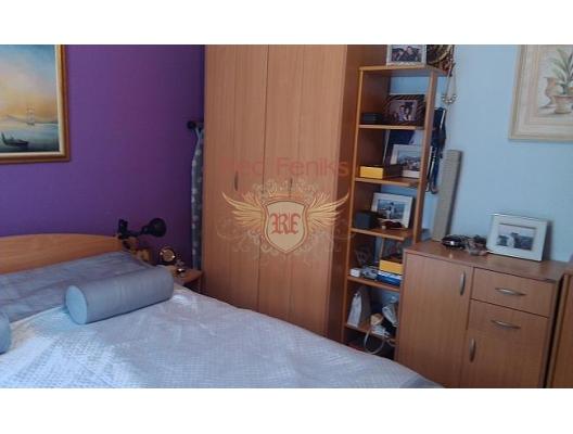 Bijela'da Apartman Dairesi (Herceg Novi), Karadağ da satılık ev, Montenegro da satılık ev, Karadağ da satılık emlak