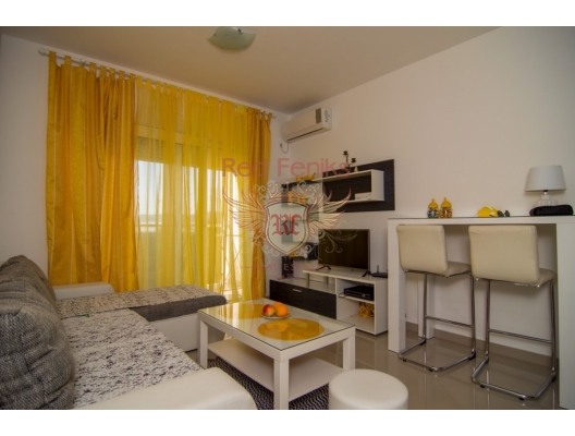 Sea view Studio in Bar, apartments for rent in Bar buy, apartments for sale in Montenegro, flats in Montenegro sale