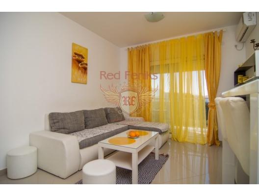 Sea view Studio in Bar, apartment for sale in Region Bar and Ulcinj, sale apartment in Bar, buy home in Montenegro