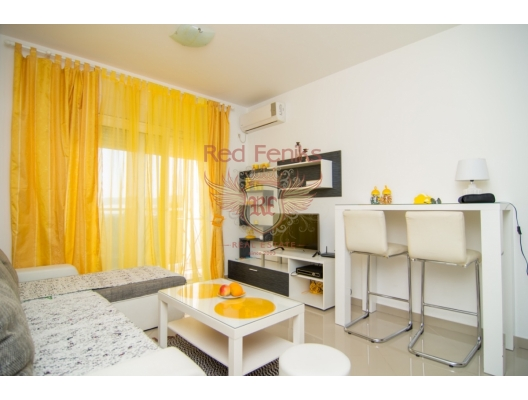 Sea view Studio in Bar, apartments in Montenegro, apartments with high rental potential in Montenegro buy, apartments in Montenegro buy