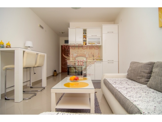 Sea view Studio in Bar, sea view apartment for sale in Montenegro, buy apartment in Bar, house in Region Bar and Ulcinj buy