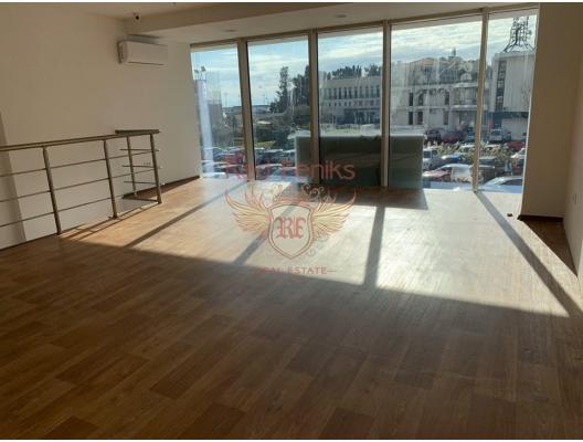 Budva'daki Ticari Alan, montenegro da satılık otel, montenegro da satılık işyeri, montenegro da satılık işyerleri