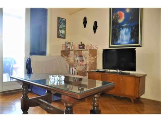 SOLD!!! Budva'da Deniz Manzaralı 1+1 Daire, Karadağ satılık evler, Karadağ da satılık daire, Karadağ da satılık daireler