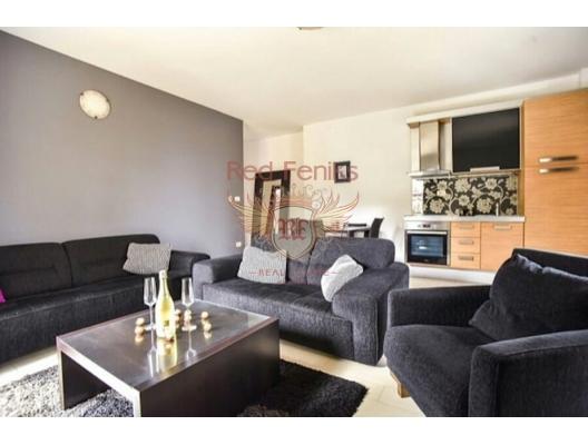 Two bedroom lux apartment in Budva, Karadağ satılık evler, Karadağ da satılık daire, Karadağ da satılık daireler
